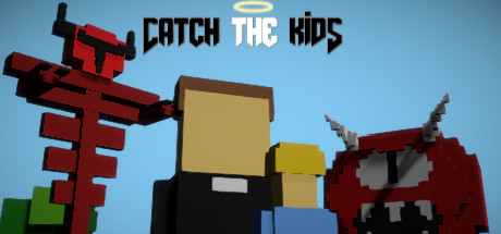 Catch The Kids PC Game Free Download
