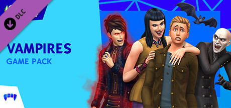 The Sims™ 4 Vampires PC Game Free Download